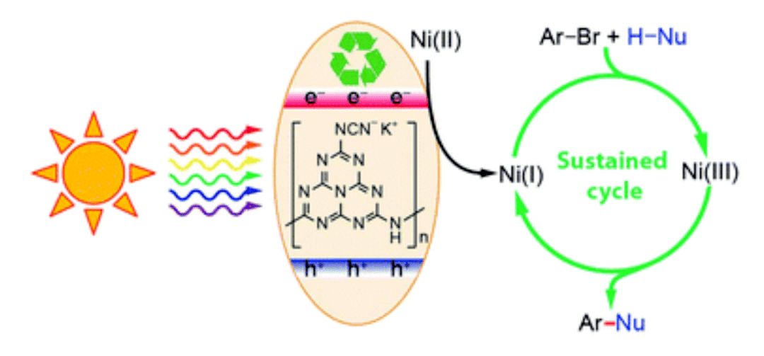 【Chem. Sci.】太阳能驱动的光氧化还原镍催化交叉偶联