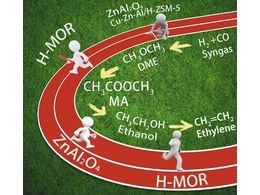 厦门大学在合成气选择转化制取含氧化合物方面取得突破